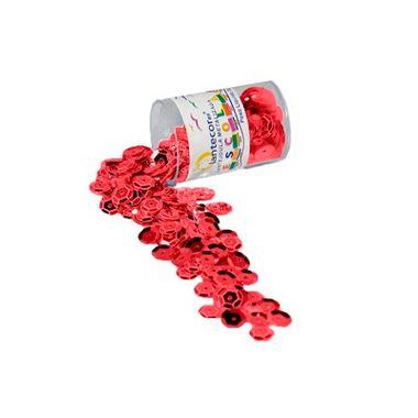 Lantejoula-2-g---Vermelha---12-unidades