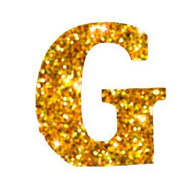 Letra-G-Glitter---e.v.a.---cor-Dourada---unidade