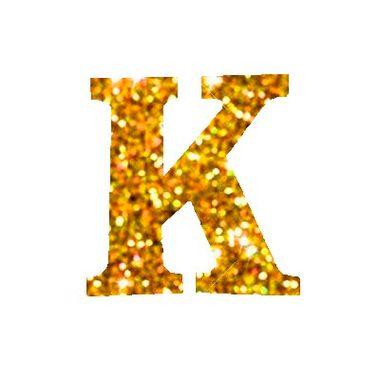 Letra-K-Glitter---e.v.a.---cor-Dourada---unidade