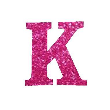 Letra-K-Glitter---e.v.a.---cor-Rosa---unidade