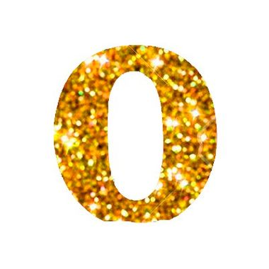 Letra-O-Glitter---e.v.a.---cor-Dourada---unidade