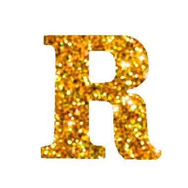 Letra-R-Glitter---e.v.a.---cor-Dourada---unidade