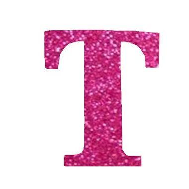 Letra-T-Glitter---e.v.a.---cor-Rosa---unidade