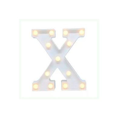 Luminaria-Letra-X---Branca---unidade