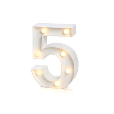 Luminaria-Numero-5---Branca---unidade
