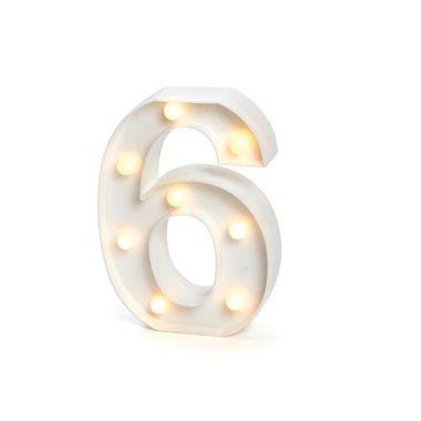 Luminaria-Numero-6---Branca---unidade