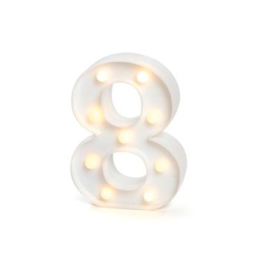Luminaria-Numero-8---Branca---unidade
