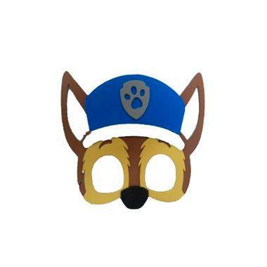 Mascara-Chase---Patrulha-Canina---meia-face---e.v.a.---unidade