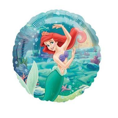 Balao-Princesa-Ariel-18----A-Pequena-Sereia---metalizado---unidade