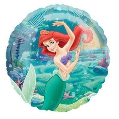 Balao-Princesa-Ariel-9----A-Pequena-Sereia---metalizado---unidade