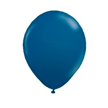Balao-Profissional-9---latex---Azul---pacote-50-unidades