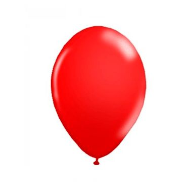 Balao-Profissional-9---latex---Vermelho---pacote-50-unidades