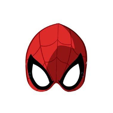 Mascara-Homem-Aranha---Spider-Quadrinhos---06-unidades