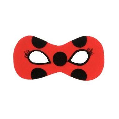 Mascara-LadyBug---Miraculous---e.v.a.---unidade