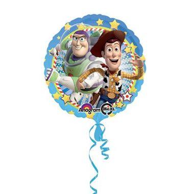 Balao-Toy-Story-Woody---Buzz-20----metalizado---unidade