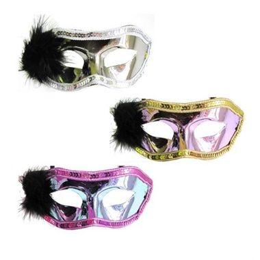Mascara-Marselle---metalizada-e-penas---cores-sortidas---unidade