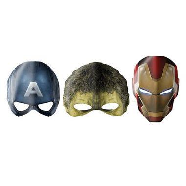 Mascara-Os-Vingadores-2---Avengers-Age-Of-Ultron---06-unidades