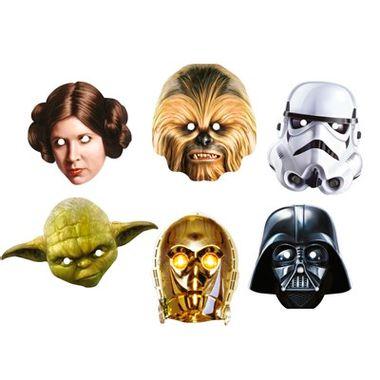 Mascara-Star-Wars---cartonagem---06-unidades