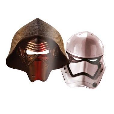 Mascara-Star-Wars---Episodio-7----cartonagem---06-unidades