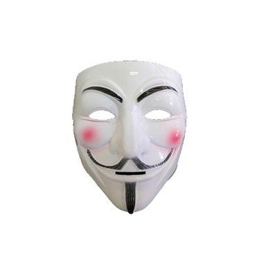 Mascara-V-de-Vinganca-LUXO---Plastica---Importada---unidade