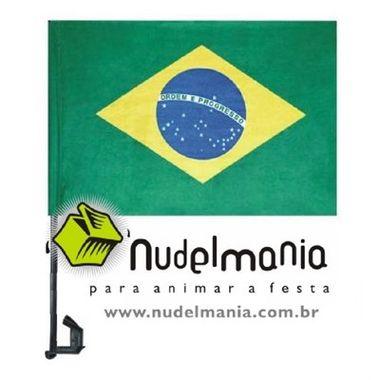 Bandeira-do-Brasil-45-x-32-para-carro---tecido---pacote-12-unidades