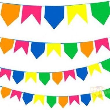Bandeira-Junina---Colorida---pacote-20-unidades