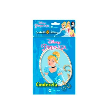 Mini-Livro-Contos-Classicos---Princesas---6-unidades