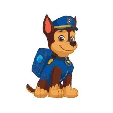 Mini-Painel-Patrulha-Canina---Chase---e.v.a---unidade