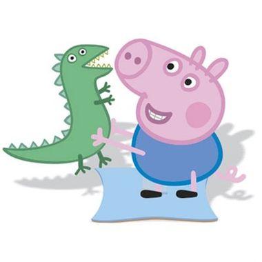 Mini-Painel-Peppa-Pig---George-e-Dinossauro---unidade