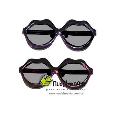 Oculos-Jumbo-Beijo-Metalizado---sem-lentes---cores-sortidas---unidade
