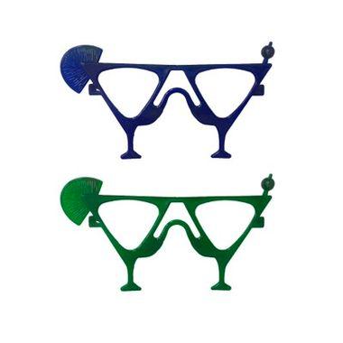Oculos-Martini---sem-lentes---cores-sortidas---pacote-10-unidades