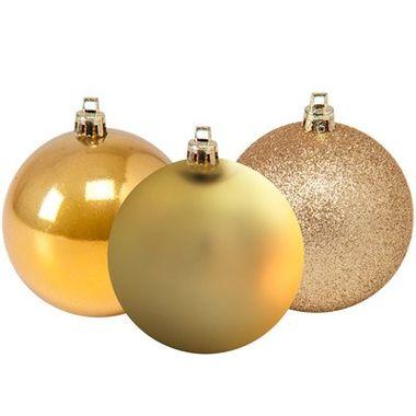 Bola-Natalina---Dourada---n°-10---06-unidades