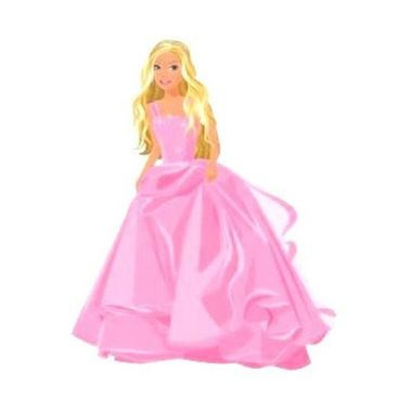 Painel-Barbie---Rosa---Decorativo---e.v.a.---unidade