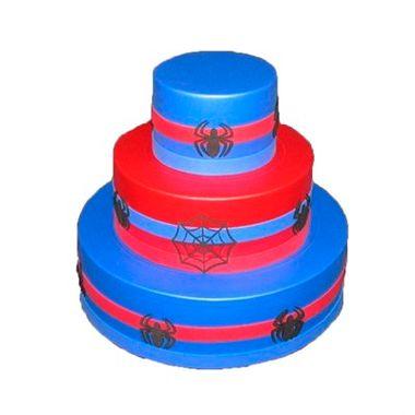 Bolo-Falso-Aranha-Decorativo-unidade
