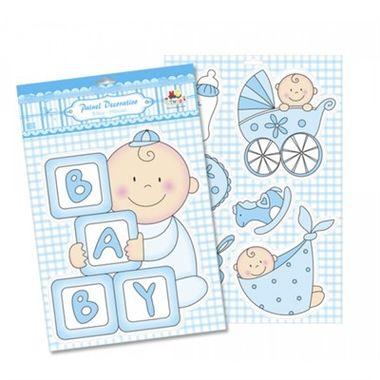 Painel-Decorativo-baby-Menino---Cartonagem---destacavel---unidade
