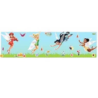 Painel-Fadas-Standart---Tinker-Bell---Sininho---Decorativo---e.v.a.---embalagem-25-itens