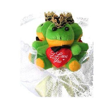 Buque-Sapo-I-Love-You---Casamento---unidade
