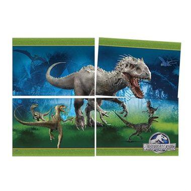 Painel-Jurassic-World---4-Laminas---cartonagem---unidade