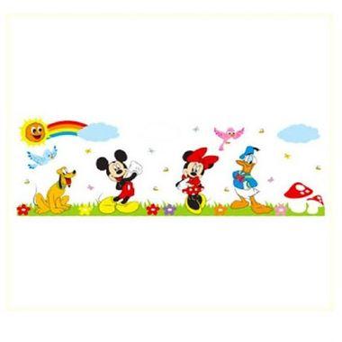 Painel-Mickey-Club-House---Decorativo---e.v.a.---embalagem-37-itens