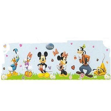 Painel-Mickey-Club-House-Standart---Decorativo---e.v.a.---embalagem-36-itens