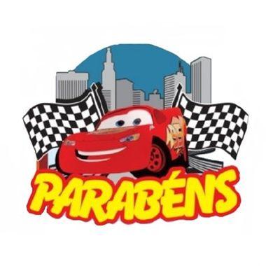 Painel-Parabens-Mcqueen---Carros---unidade