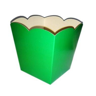 Cachepot-Liso---Verde---8-unidades