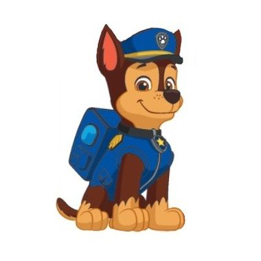 Painel-Patrulha-Canina---Chase---e.v.a.---unidade