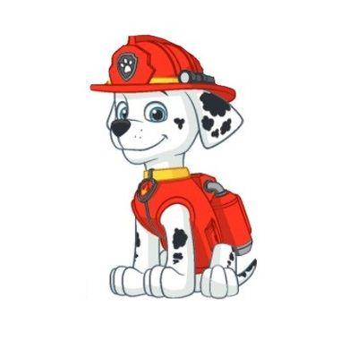 Painel-Patrulha-Canina---Marshall---e.v.a.---unidade
