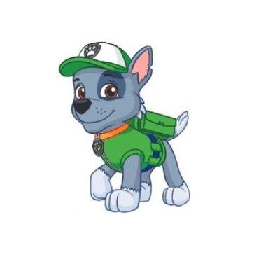 Painel-Patrulha-Canina---Rocky---e.v.a.---unidade