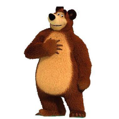 Painel-Urso---Masha-e-o-Urso---impresso-e-e.v.a.---unidade