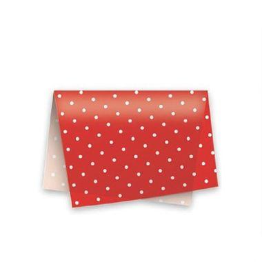 Papel-de-Seda-Poa-Vermelho-Branco---49-x-69cm---03-unidades