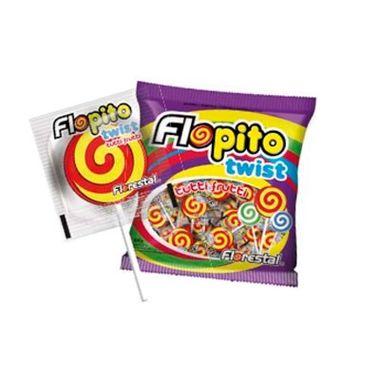 Pirulito-Flopito-Twist-Vermelho-Amarelo---450-g