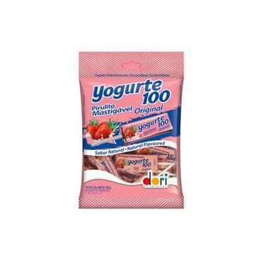 Pirulito-Yogurte-100-Dori---mastigavel---sabor-natural-de-iogurte---105-g