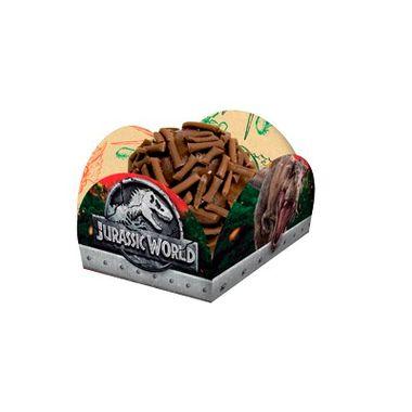 Porta-Forminha---Jurassic-World---40-unidades